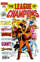 League of Champions #01