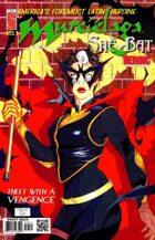 Murcielaga She-Bat #07