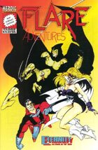 Flare Adventures #11-12