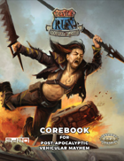 Devil's Run the Roleplaying Game (2d20-SWADE)