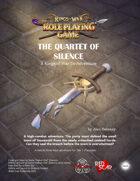 Quartet of Silence (Kings of War RPG - TriCore)