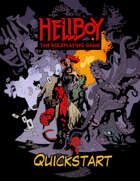 Hellboy: The Roleplaying Game Quickstart