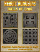 Heroic Dungeons: Halls of Iron