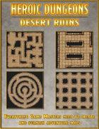 Heroic Dungeons: Desert Ruins