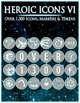Heroic Icons: Lunar