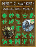 Heroic Markers: Green