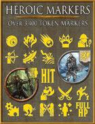 Heroic Markers: Yellow
