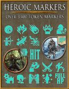 Heroic Markers: Sea Green