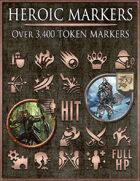 Heroic Markers: Bronze