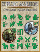 Heroic Markers: Shamrock Edition