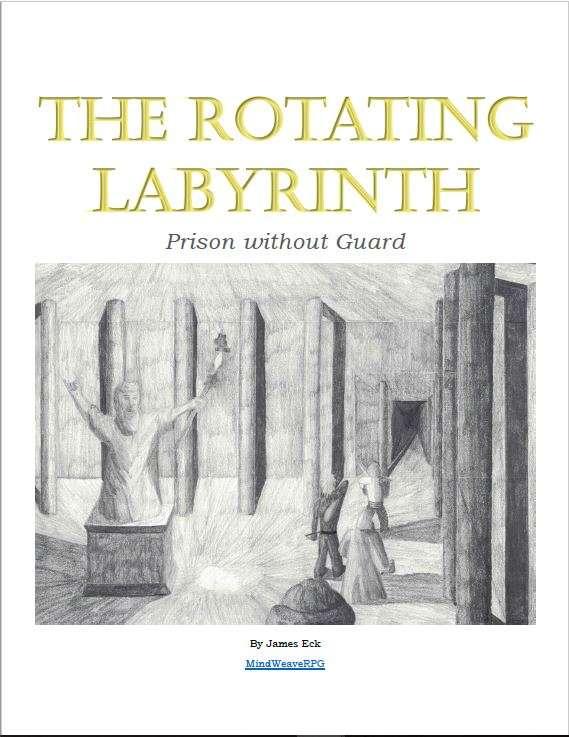 Rotating Labyrinth