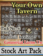 Your Own Tavern - Stock Art