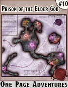 Prison of the Elder God - One Page Adventure