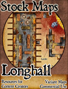 Longhall - Stock Map