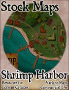 Shrimp Harbor - Stock Map