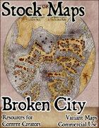 Broken City - Stock Map