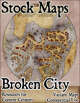Broken City - Stock Map