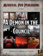 A Demon in the Council - Swift Adventures
