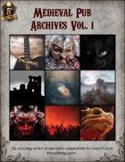 Medieval Pub Archives Vol. 1 - Swift Adventures