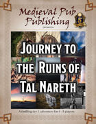 Journey to the Ruins of Tal Nareth - Swift Adventures