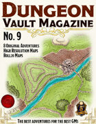 Dungeon Vault Magazine - No. 9