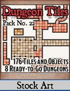 Dungeon Tiles - Stock Art Pack