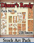 Dinner's Ready! - Stock Art Pack