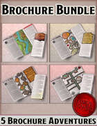 Brochure Adventures Bundle [BUNDLE]