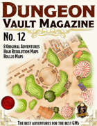 Dungeon Vault Magazine - No. 12