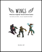WINGS - Formerly One Sheet RPG