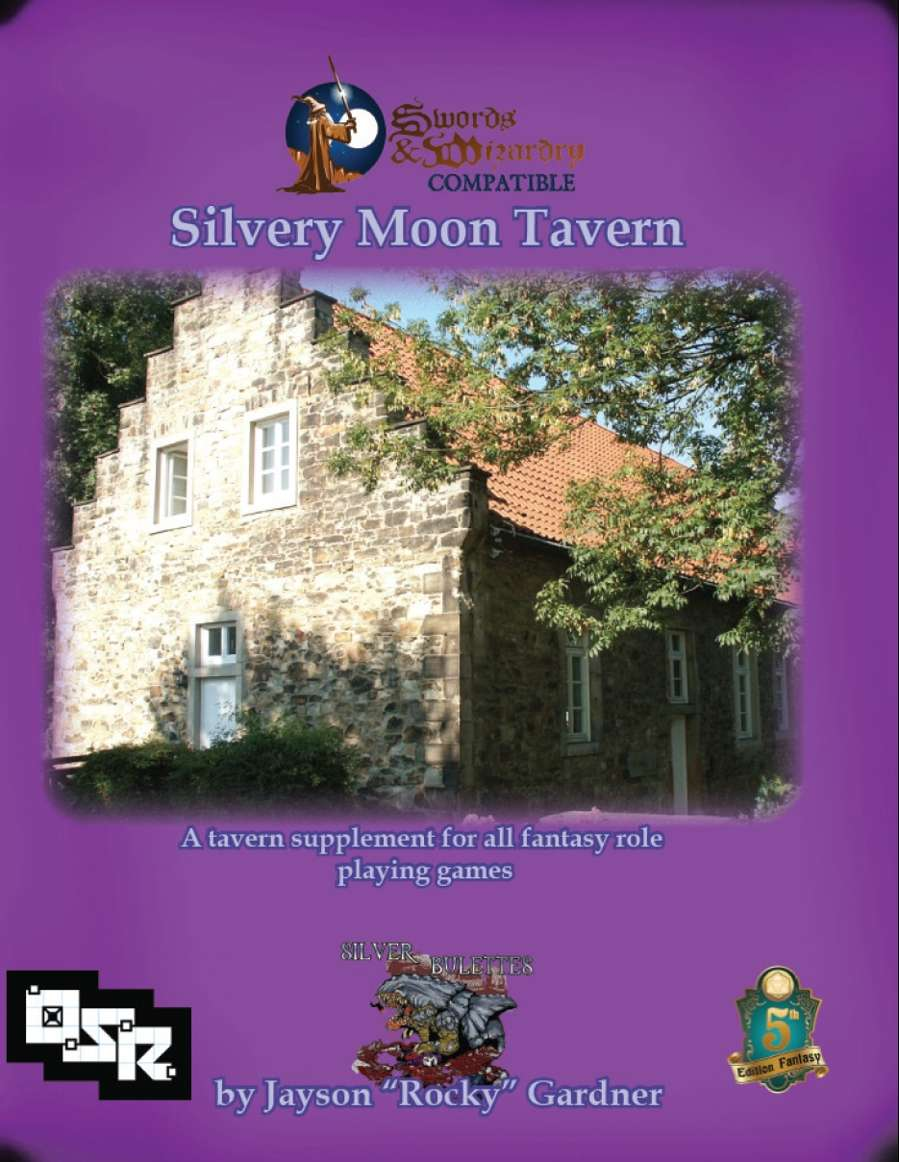 The Silvery Moon Tavern