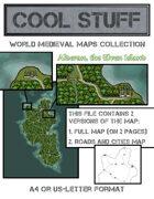 Medieval map 01: Alderan