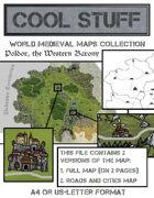 Medieval map 16: Poldor