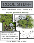 Medieval map 12: Holpass