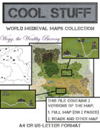 Medieval map 14: Wogg