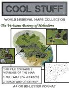Medieval map 06: Helsodone