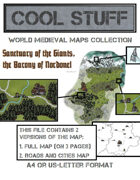 Medieval map 05: Nordonel