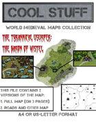 Medieval map 09: Wistel
