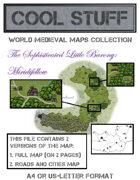 Medieval map: Miridifellow