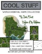 Medieval map 15: Dark Forest