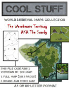 Medieval map: Swardy