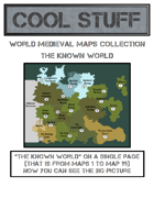 Medieval map 00: KNOWN WORLD