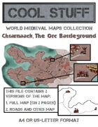 Medieval map 24: Chtarnaack