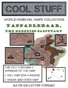 Medieval map 22: Yappadlezaar