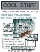 Medieval map 21: Kestataa