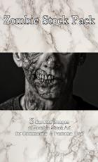 Zombie Stock Art Pack