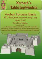 Vauban Fortress Basic Set