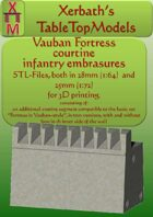 Vauban Fortress expansion 3 120 inf