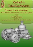 Steam Gun Howitzer