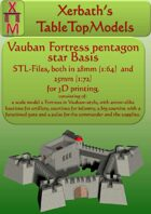 Vauban Fortress Basic Set